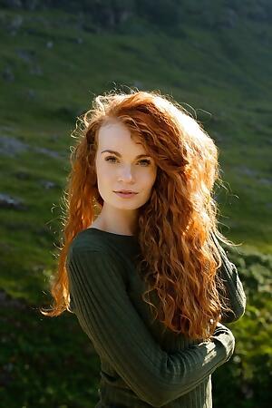 new redhead pics