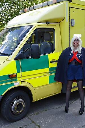 new nurse pics